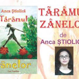 Lansare carte ~Tărâmul Zânelor ~ de Anca Știolică